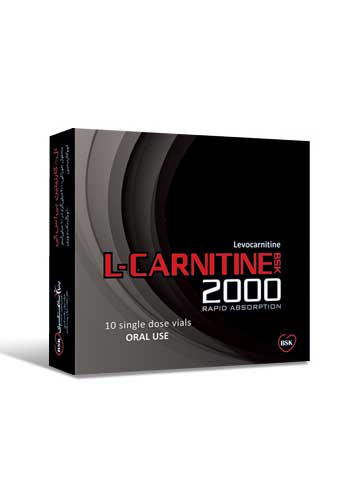 CARNITINE 2000 MG VIAL
